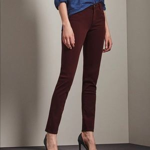 AG slim straight leg jean